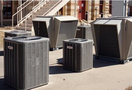 aire-acondicionado centralizado