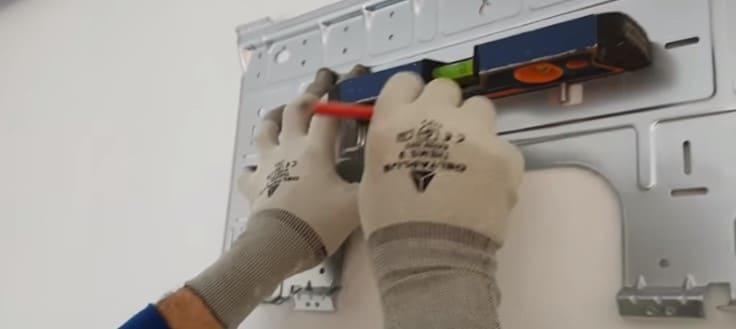 realizar instalación y carga de gas de un split