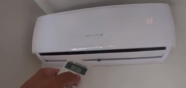 solución cuando el aire acondicionado no enciende