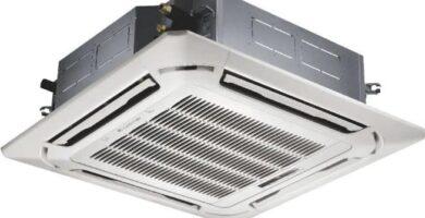 Aire acondicionado split para el techo