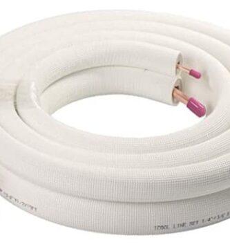 tuberías refrigerante del aire acondicionado